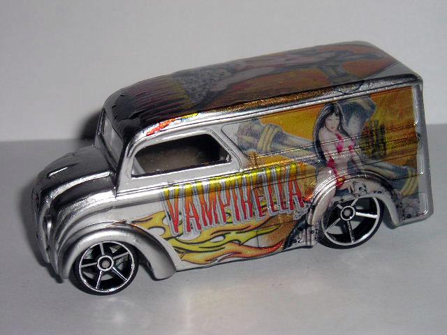 Vampirella Based Vehicles