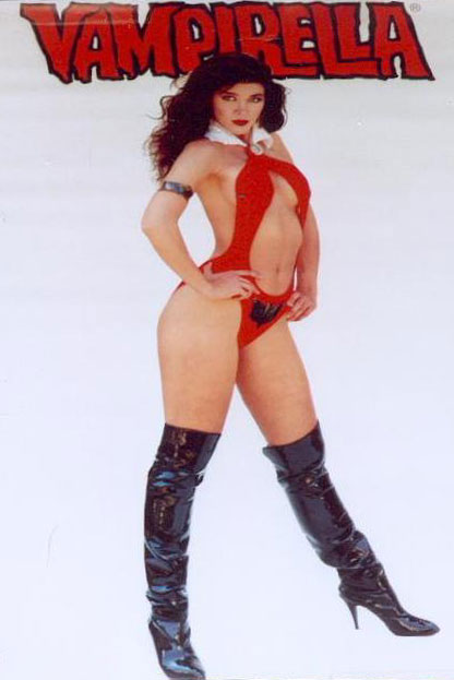 Vampirella Models http://www.vampilore.co.uk/models/christian_cathy.html