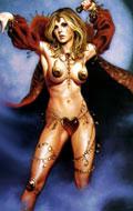 Blood Red Queen of Haerts
