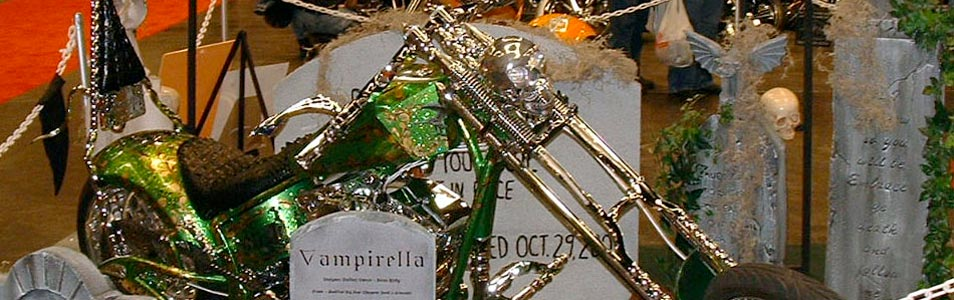 Vampirella Ephemera Films